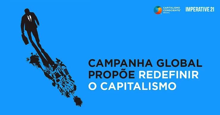 Campanha global propõe redefinir o capitalismo